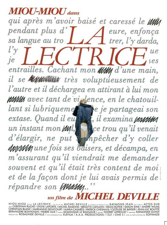 La lectrice movie