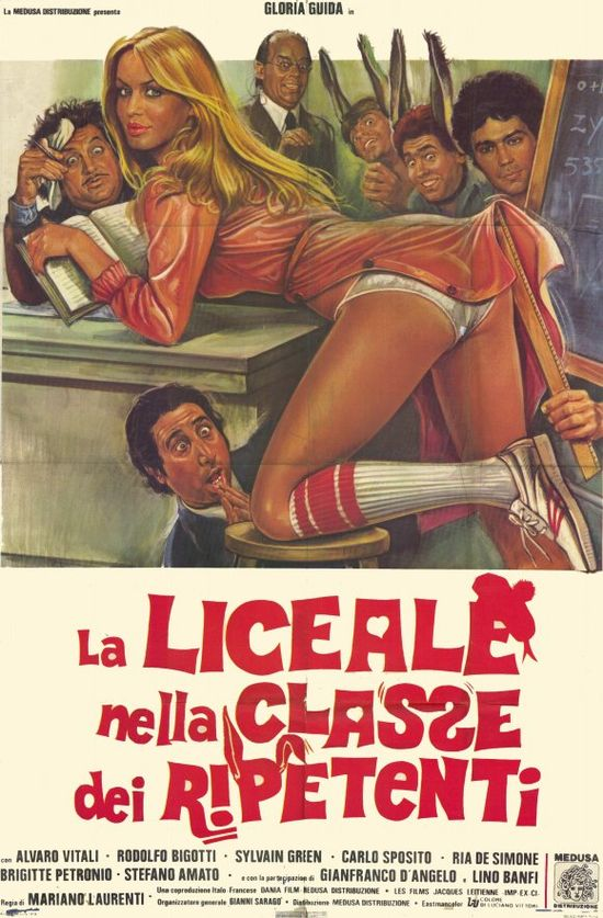 La liceale nella classe dei ripetenti movie