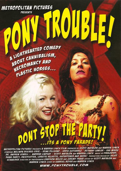 Pony Trouble movie
