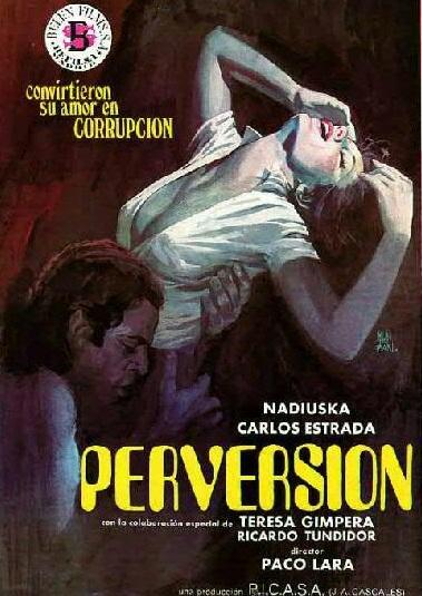 Perversión movie