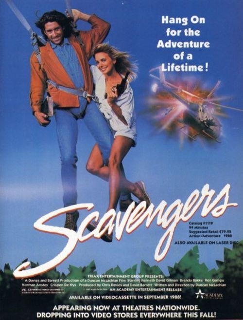 Scavengers movie