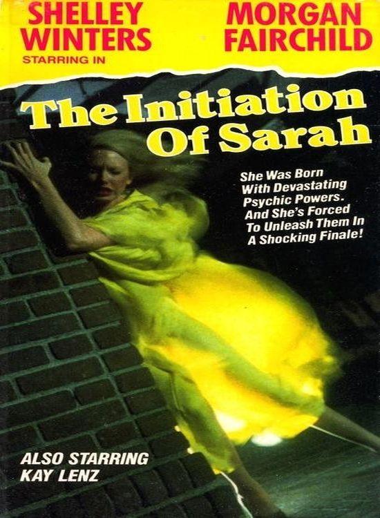 The Initiation of Sarah movie