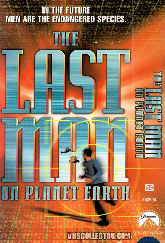 The Last Man on Planet Earth movie
