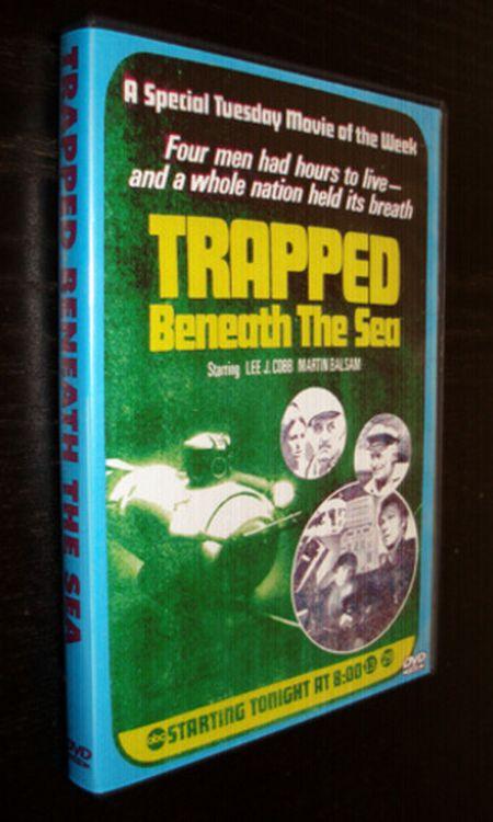 Trapped Beneath the Sea movie