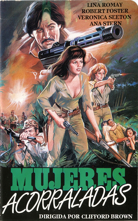 Mujeres Acorraladas movie