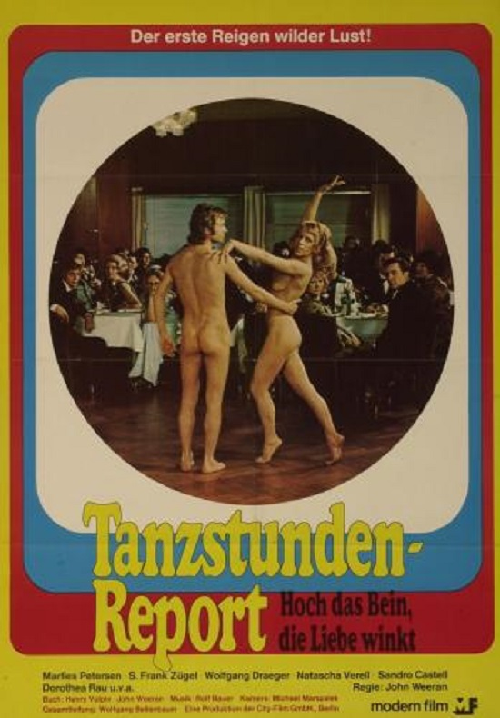 Der Tanzstunden Report movie