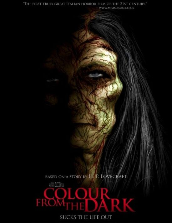 Colour from the Dark movie