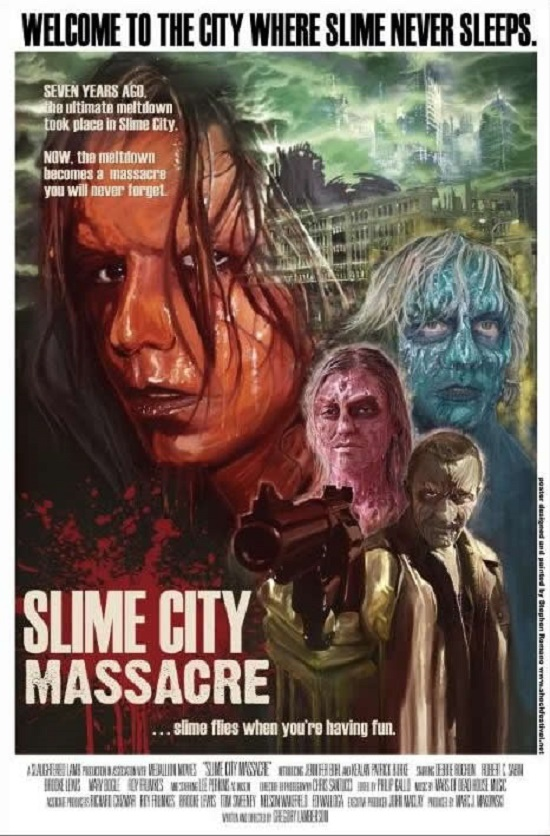 Slime City Massacre movie