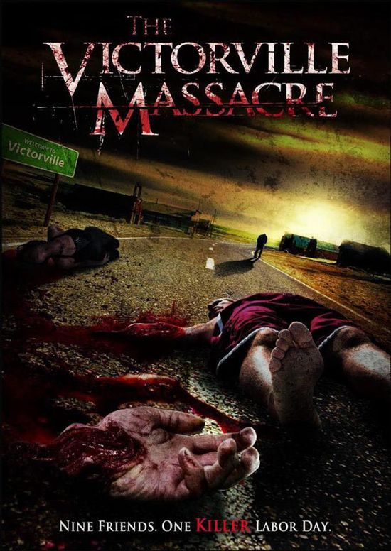 The Victorville Massacre movie