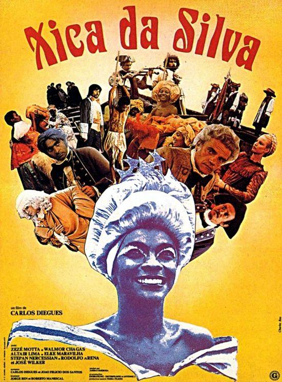 Xica da Silva movie