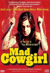 mad cowgirl poster