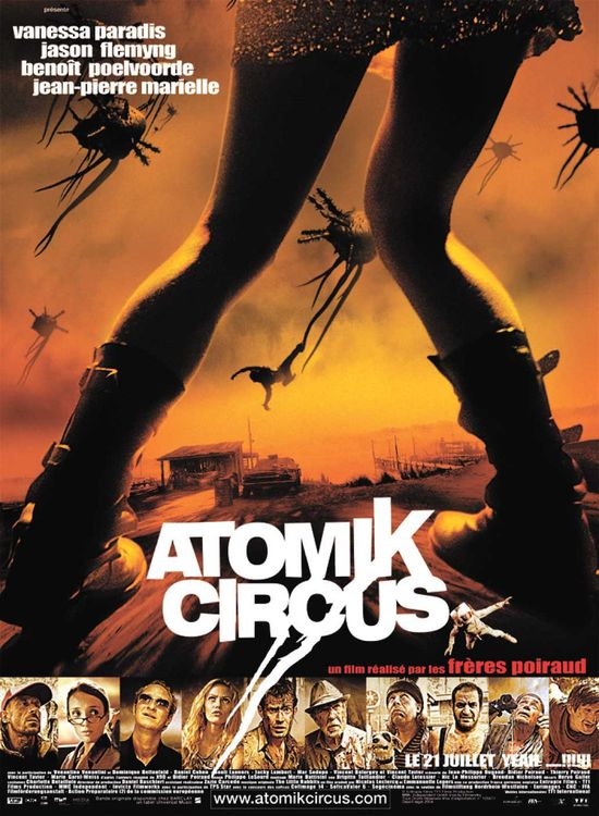 Atomik Circus - Le retour de James Bataille movie
