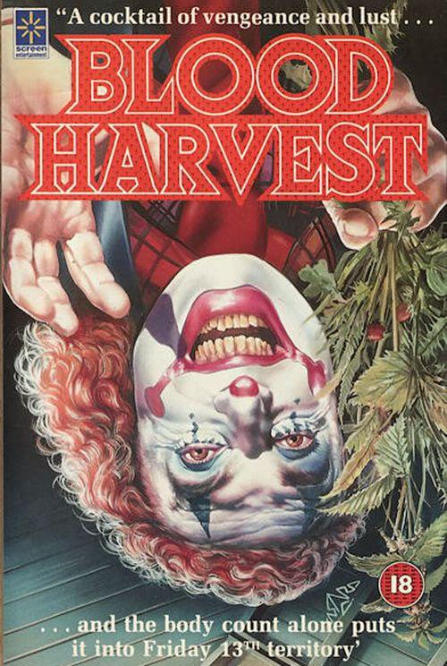 Blood Harvest movie