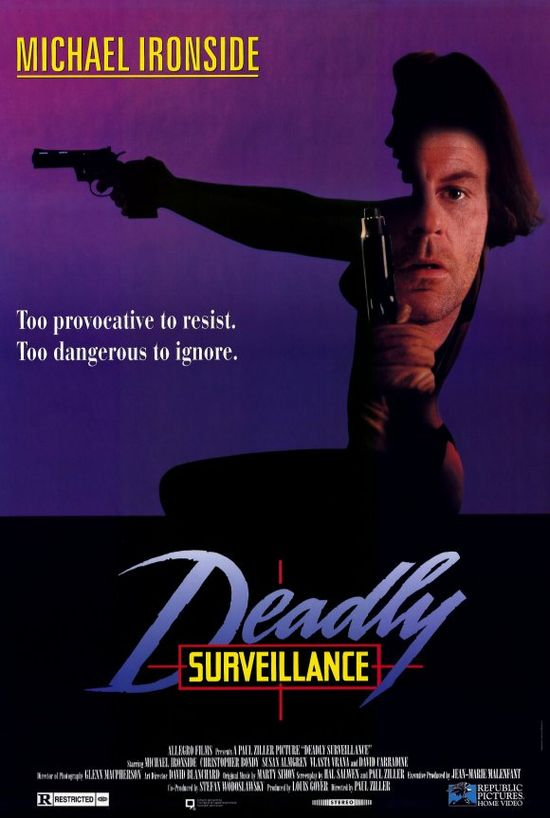 Deadly Surveillance movie