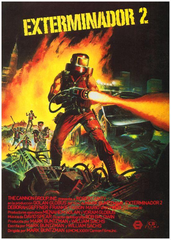 Exterminator 2 movie