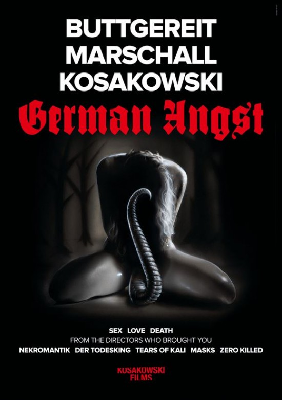 German Angst movie