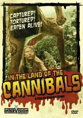 In the Land of the Cannibals (2004) poster sm