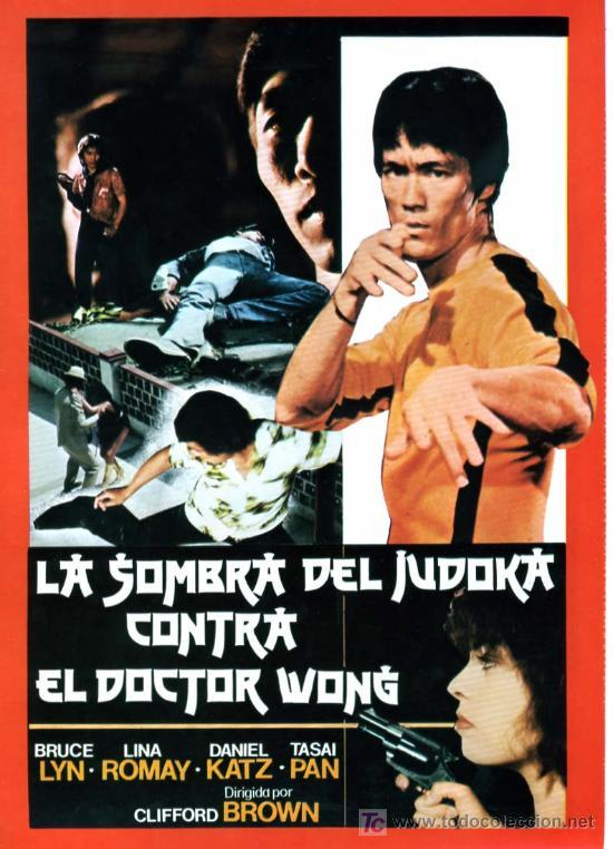 La sombra del judoka contra el doctor Wong movie