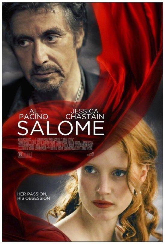 Salomé movie