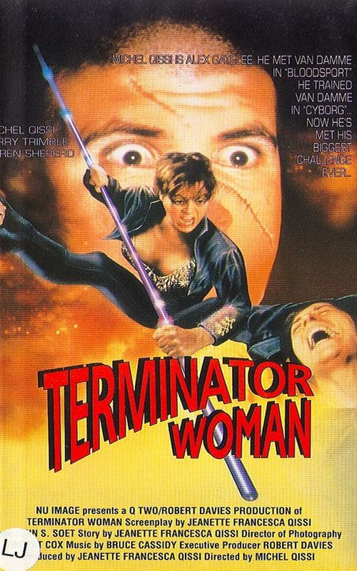 Terminator Woman movie