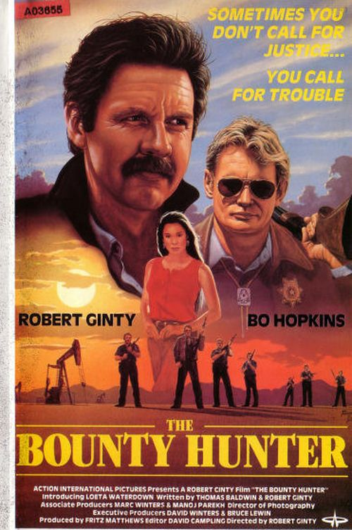 The Bounty Hunter movie