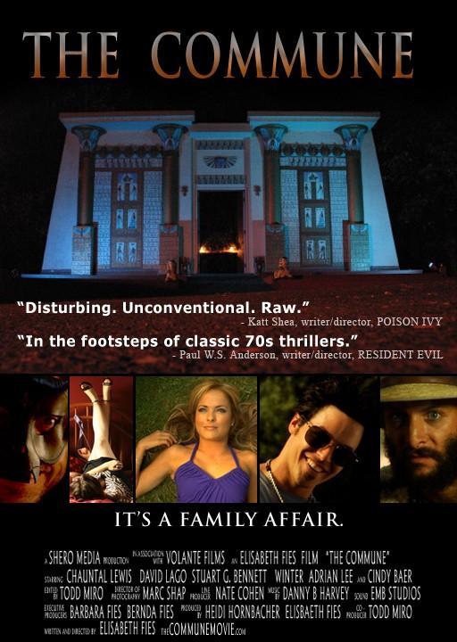 The Commune movie