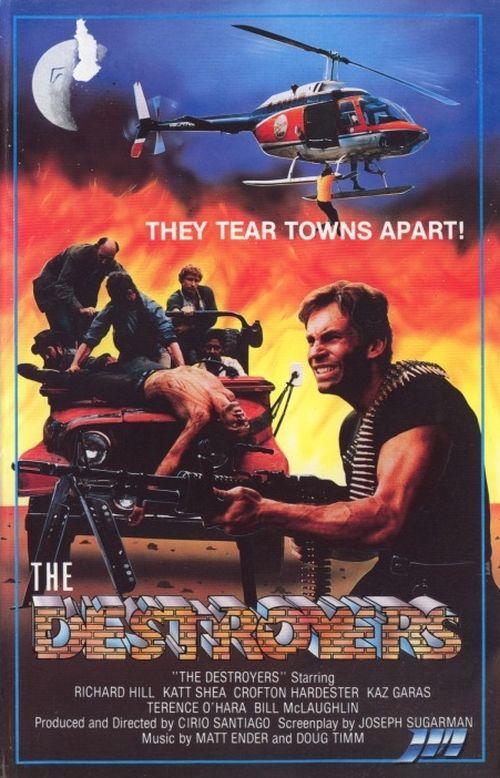 The Devastator movie
