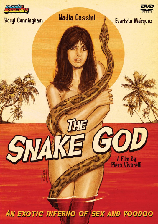 The Snake God movie
