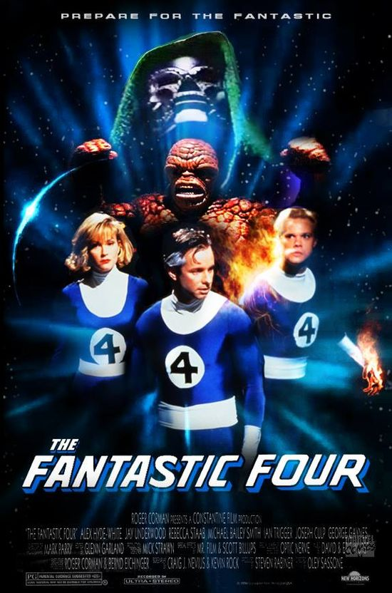 The Fantastic Four movie