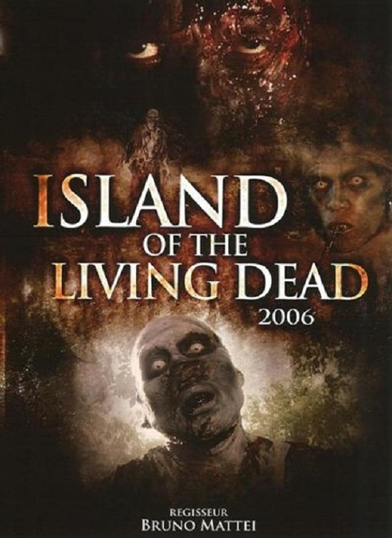 Island of the Living Dead movie