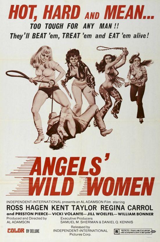 Angels' Wild Women movie