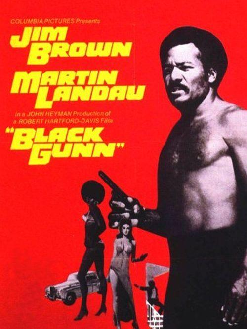 Black Gunn movie