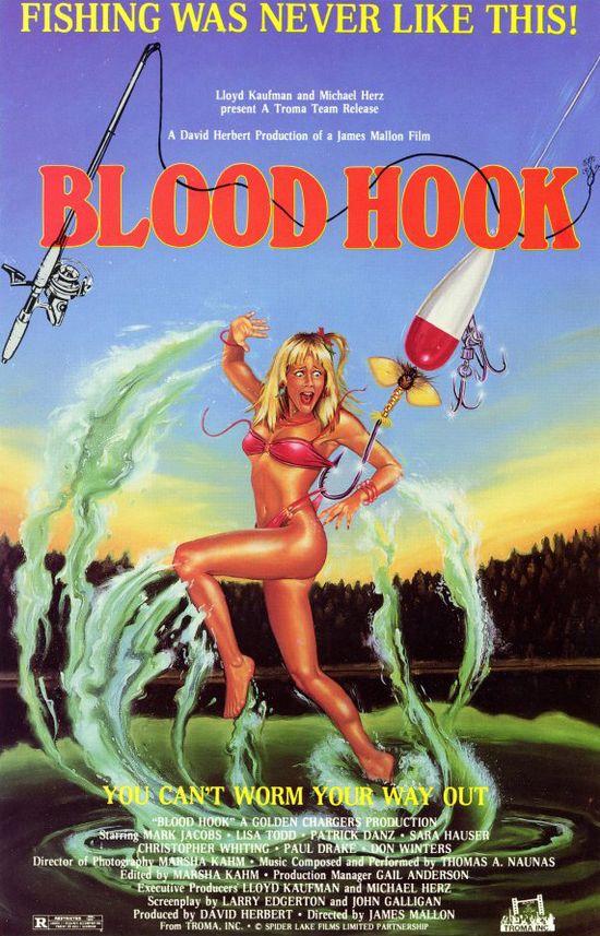 Blood Hook movie