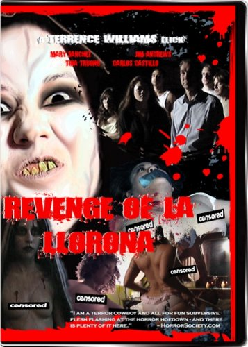 Revenge of La Llorona movie