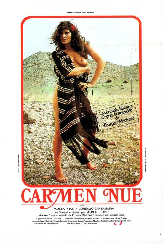 Carmen nue movie