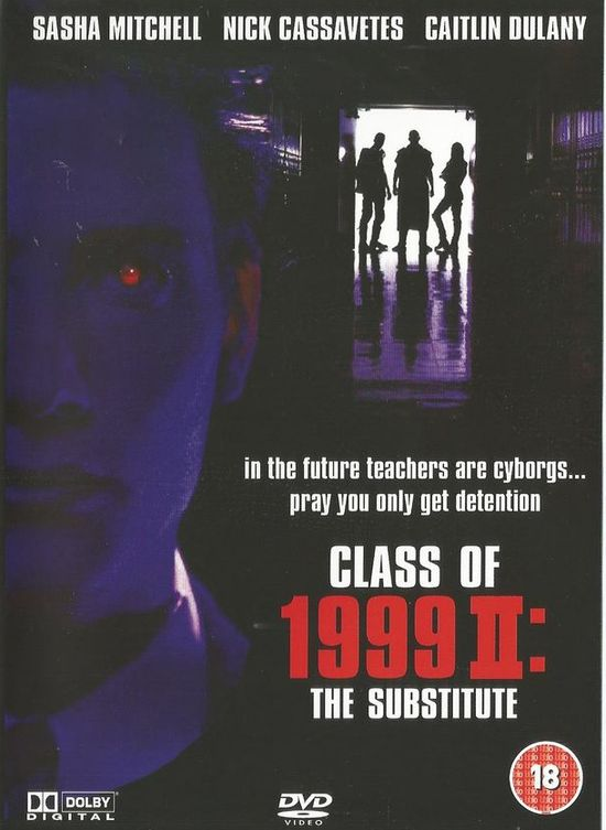 Class of 1999 II: The Substitute movie