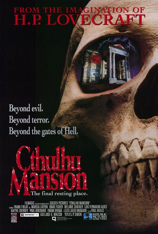 Cthulhu Mansion movie