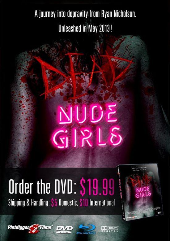Dead Nude Girls movie