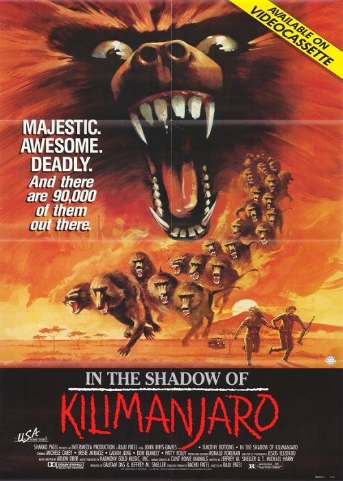 In the Shadow of Kilimanjaro movie
