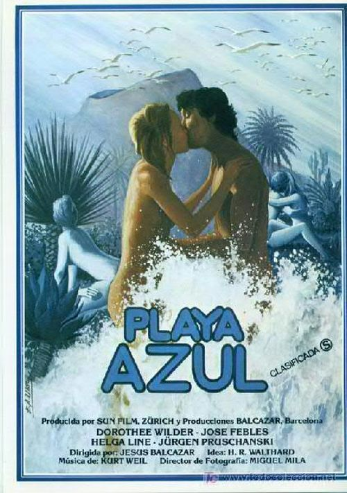 Playa azul movie