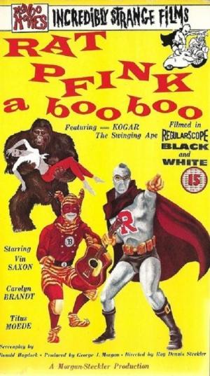 Rat Pfink A Boo Boo movie