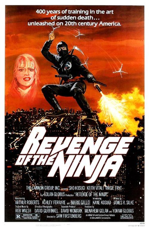 Revenge of the Ninja movie