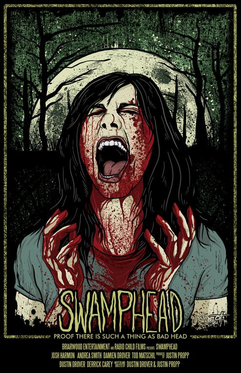 Swamphead movie