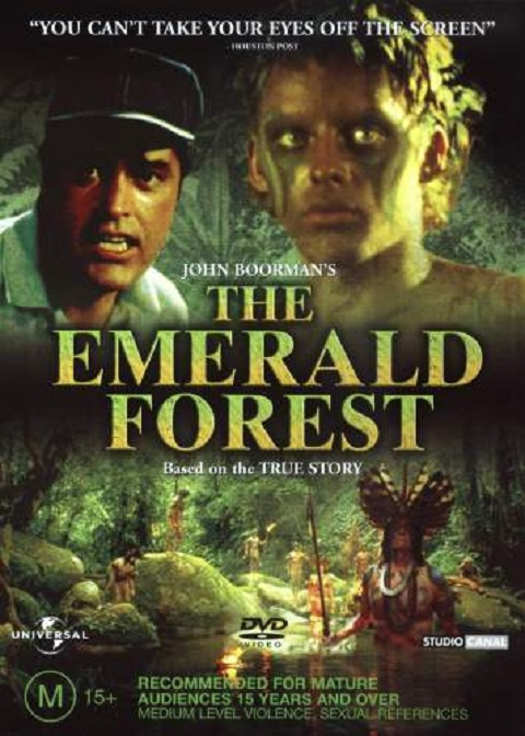 The Emerald Forest movie