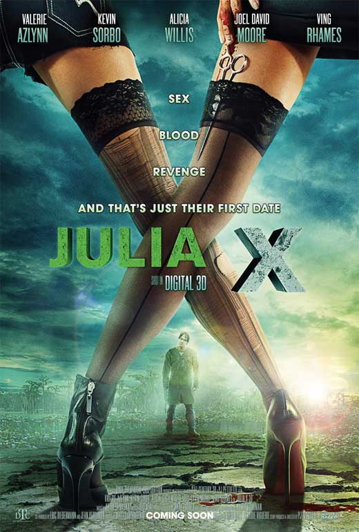 Julia X movie