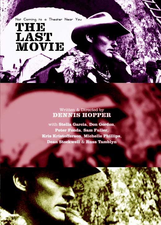 The Last Movie movie