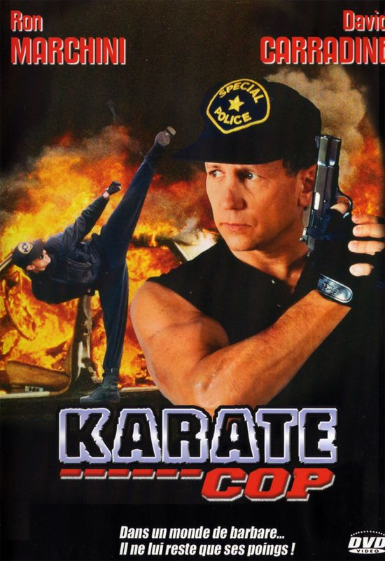 Karate Cop movie