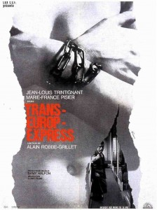 Trans-Europ-Express movie