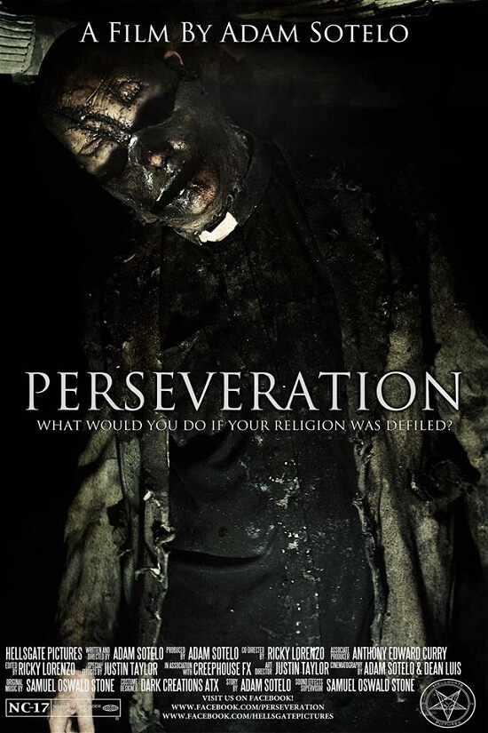 Perseveration movie