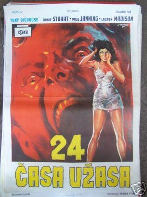 24 Ore Di Terrore movie